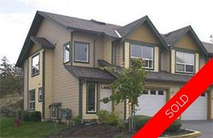Colwood Corners Townhouse for sale: Royal Woods 3 bedroom 1,420 sq.ft. (Listed 2007-09-20)