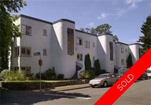 Fairfield Condominium for sale: (Athlone Apartments) 1 bedroom 645 sq.ft. (Listed 2008-03-11)