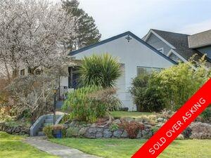 OB South Oak Bay Single Family Detached for sale:  4 bedroom 2,096 sq.ft. (Listed 2021-04-01)